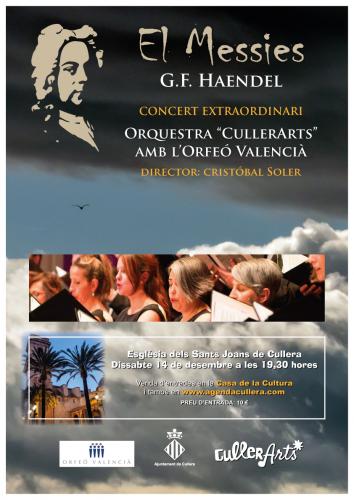 EL MESSIES  DE  G.F.  HAENDEL