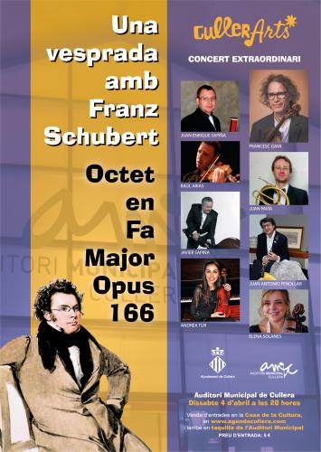 Una vesprada amb Franz Schubert