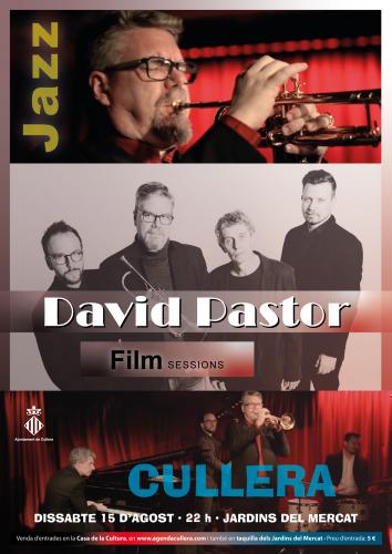 DAVID PASTOR & QUARTET