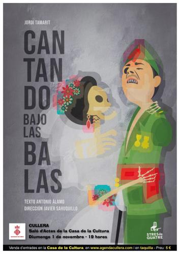 CANTANDO BAJO LAS BALAS