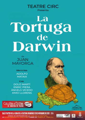 LA TORTUGA DE DARWIN