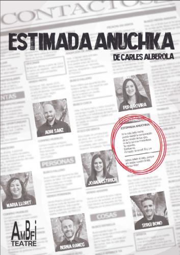 ESTIMADA ANUCHKA